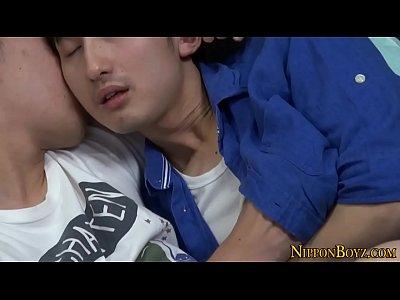 Vídeo de porno gay japonês