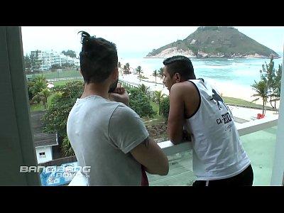 Vídeo de sexo gay brasileiro